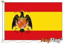 SPAIN 1977 1981  ANYFLAG RANGE - VARIOUS SIZES